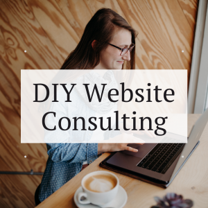 DIY Website Consulting